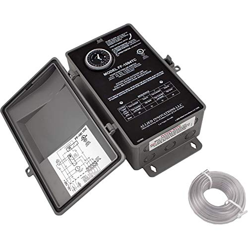 - Allied Innovations Control, Len Gordon FF1094TC, 115v/230v, Dual Circuit