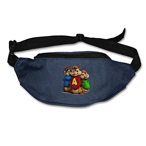 ghjk-unisex-alvin-chipmunks-hiking-waist-sport-belt-bag-navy