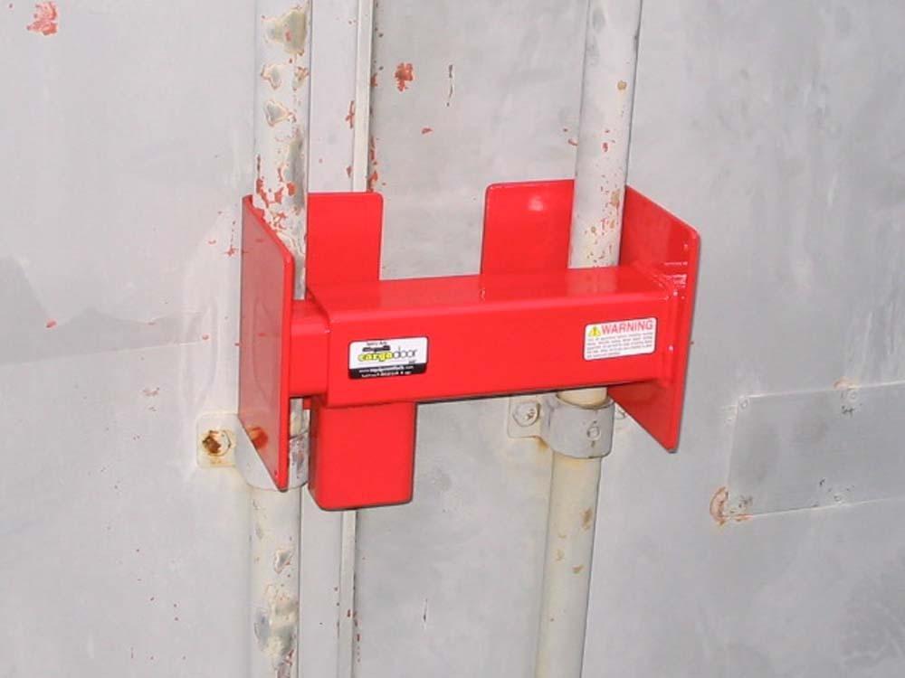 Equipment Lock HDCDL-C Steel Heavy Duty Combination Cargo Door Lock