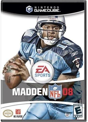 Madden NFL 08 - Gamecube: Artist Not Provided: Video     - Amazon com