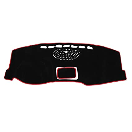 SLB Works Car Inner Dashboard Cover Dash Mat Carpet Pad Protector for Harvard H6 Coupe