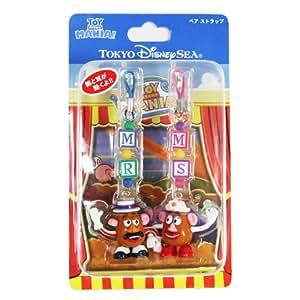 Toy Story Mr. Potato Head & Mrs. Potato Head par correa de transporte [Tokyo DisneySea limitado] (jap?n importaci?n)