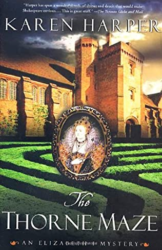 book cover of The Thorne Maze