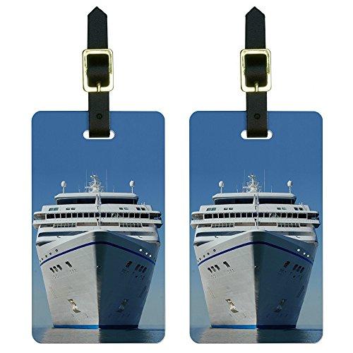 Cruise Ship Ocean Vacation Carry