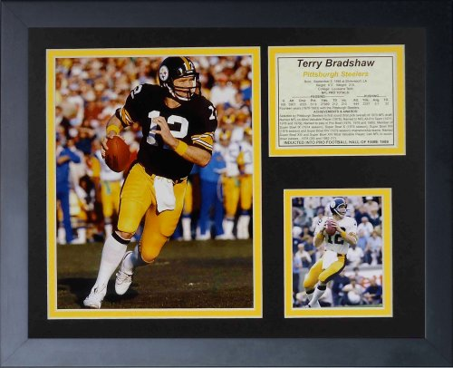 Bradshaw Autographs - Legends Never Die