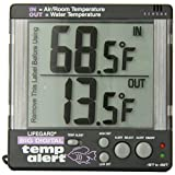Lifegard Aquatics R270779 Digital Temp Alert