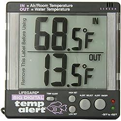 Lifegard Aquatics Digital Temp Alert