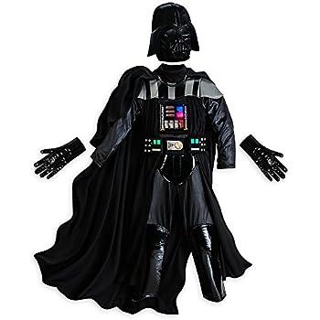 Amazon.com: Star Wars Childs Deluxe Darth Vader Costume ...