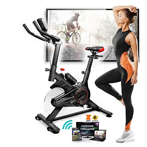 Fit Fiets Fiets Uw Beweging Cardio Spinbike Oefening Fitness Fiets Voor Fitness