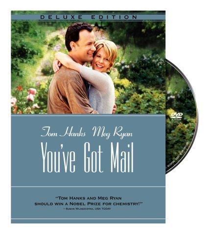 You've Got Mail: Deluxe Edition (Bilingual) Meg Ryan Tom Hanks Greg Kinnear Nora Ephron