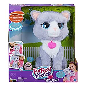 FurReal Friends - Peluche Gatita Bootsie (Hasbro B5936EU4)