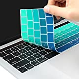 TwoL Ultra Thin Silicone Keyboard Cover Skin for