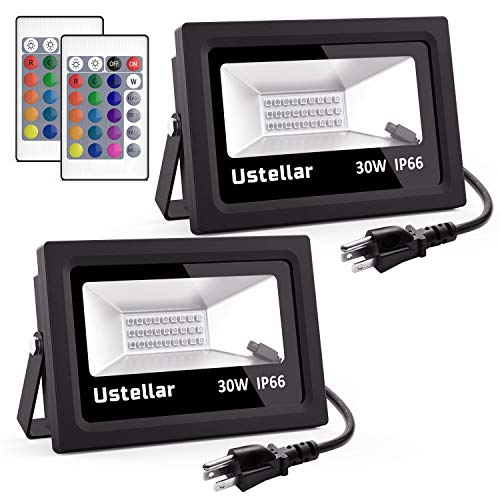 Led Outdoor Christmas Flood Lights