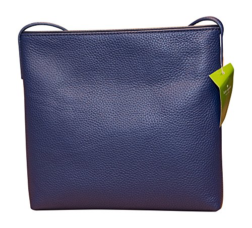 3784d2e1a9bf55 Kate Spade New York Chester Street Dessi Pebbled Leather Shoulder Crossbody  Bag, Oceanic Blue,