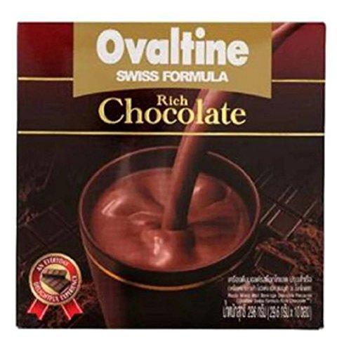 OVALTINE SWISS RICH READY MIXED MALT BEVERAGE CHOCOLATE FLAVOUR (Chocolate Lasagna compare prices)