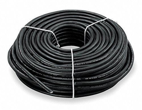Blk Cables General (Carol Brand / General Cable 02728.85.01 10/3 SOOW 600V-BLK-250FT CL)
