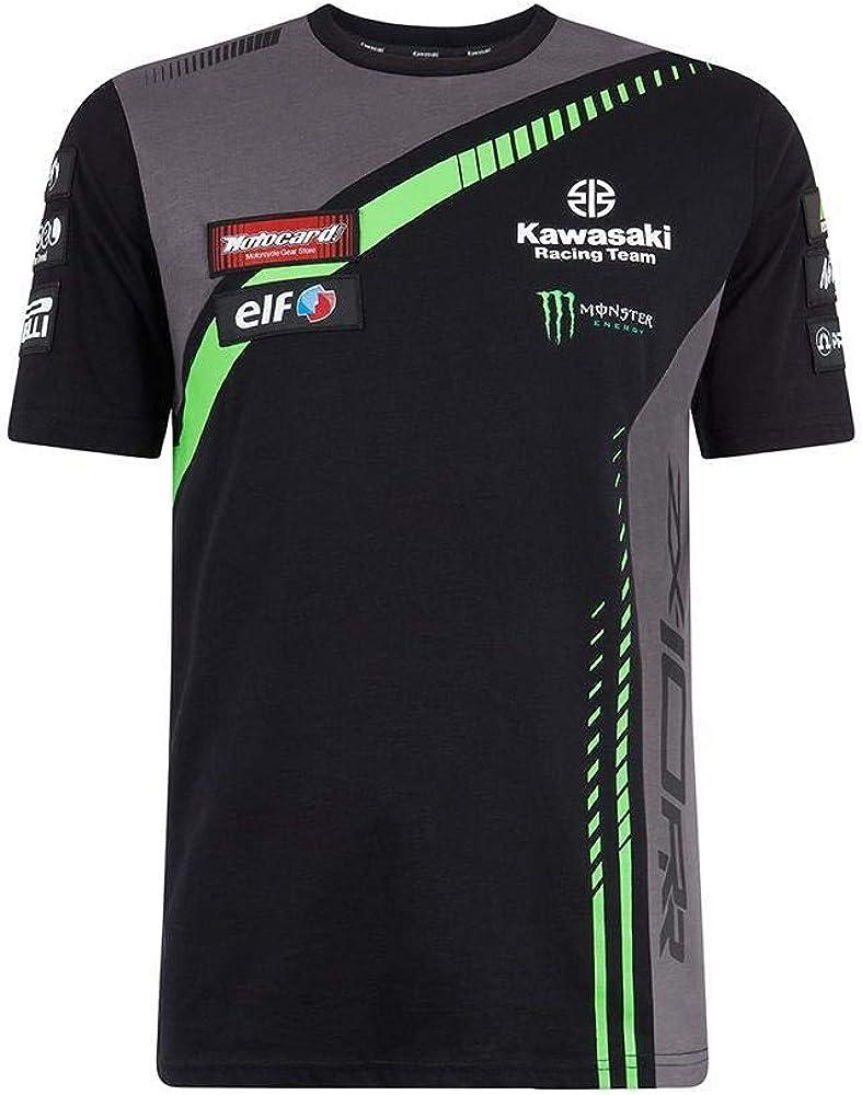 Kawasaki KRT SBK - Camiseta (talla S): Amazon.es: Ropa y accesorios