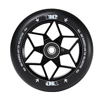Blunt diamante 110 mm patinete rueda - negro: Amazon.es ...