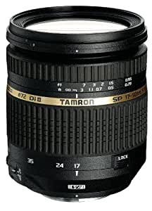 Tamron B005NII AF 17-50 mm F/2.8 XR Di II VC, LD, ASL (IF) - Objetivo para Nikon (distancia focal 17-50mm, apertura f/2.8, estabilizador óptico, macro, diámetro: 72mm) negro