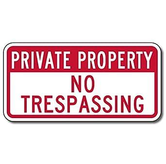 STOPSignsAndMore - Carteles de propiedad privada sin ...