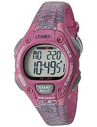 Timex Ironman Classic 30 Reloj mediano, para mujer, Pink/Gray Texture