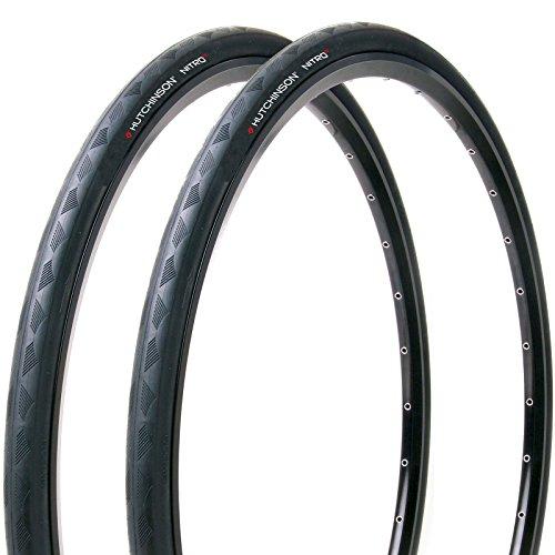 Hutchinson Nitro 2 700 x 23c Road Bike Tyres (700 Nitro)