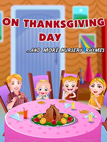 On Thanksgiving Day and more nursery -