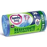 Handy-Bag-Bolsas-de-Basura-30L-Extra-Resistentes-No-Gotean-25-Bolsas