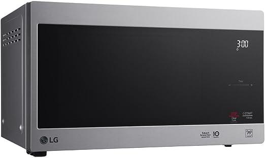 Amazon.com: LG LMC0975AST microondas de acero inoxidable ...