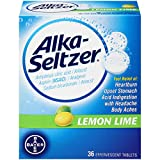 Alka- Seltzer Lemon Lime, 36-Count