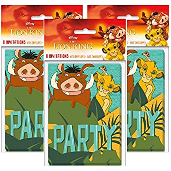 Amazon.com: Invitaciones para fiestas de cumpleaños ...