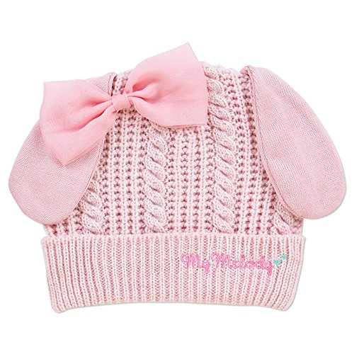 [My Melody] Women's knit hat adult knit Cap