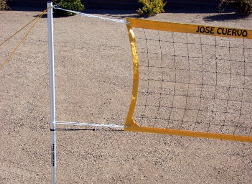 Home Court JCVRR100-M25Y Recreational Portable Volleyball...