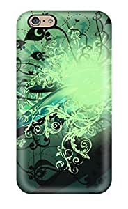 Diy Yourself case, Fashionable iPhone 6 plus 5.5 case cover - CmJqFE8l3MU Artistic Abstract
