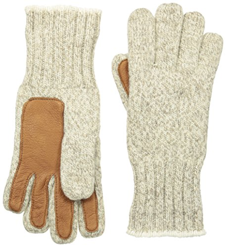 FoxRiver Men's Four Layer Glove, Brown Tweed, Large