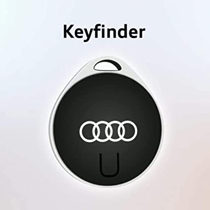 Amazon.com: Audi KeyFinder Keyring Black: Automotive