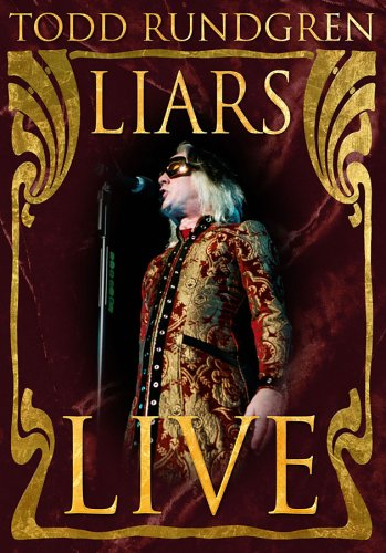 Todd Rundgren - Liars Live by Sanctuary Records