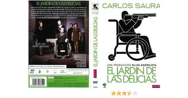 El jardin de las delicias (DVD): Amazon.es: Cine y Series TV