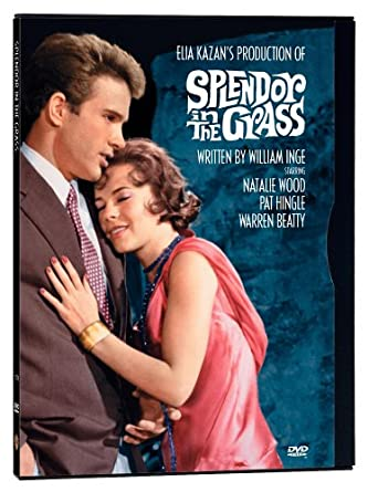 Amazoncom Splendor In The Grass Natalie Wood Warren Beatty Pat