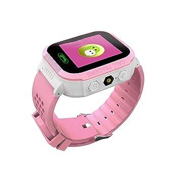 OPALLEY - Reloj Inteligente, Impermeable, Seguimiento móvil ...