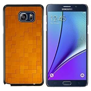 Cubierta protectora del caso de Shell Plástico    Samsung Galaxy Note 5    Simple patrón de 32 @XPTECH