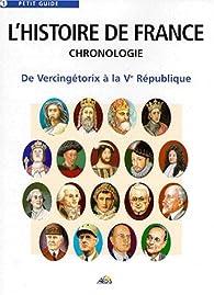Histoire de France. Chronologie par  Aedis