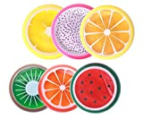 12 Pack Magic Crystal Slime Putty Toy Soft Fruit
