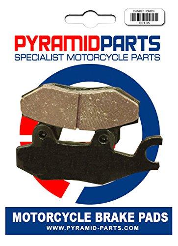PGO 125 Libra 2010 Front Brake Pads