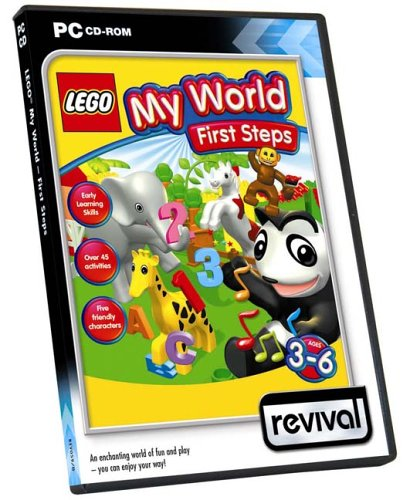 Lego my world 1st steps