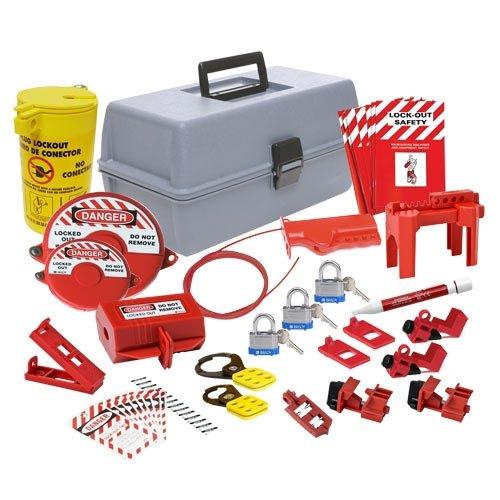 Brady 134032, Maintenance Lockout Kit, 1 Kit