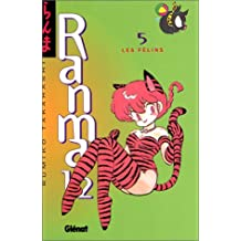 RANMA 1/2 T.05 : LES FÉLINS