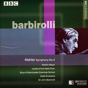 Mahler: Symphony No. 3: Recorded 1969