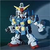 SD Gundam Force 01 Captain Gundam Action Figure