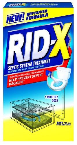 Rid-X Septic System Treatment 9.8 Oz